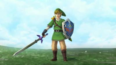 Zelda Nintendo 3DS + E3 2012