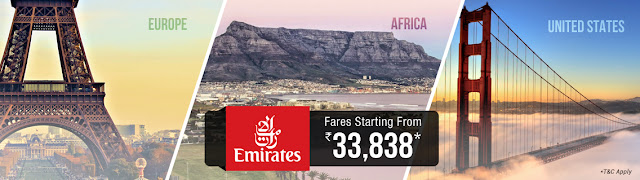 Emirates Sale to Europe, US, Africa Book Now...www.aksharonline.com, Ghatlodia, Ahmedabad Travel Agent, Travel Agent in Ahmedabad