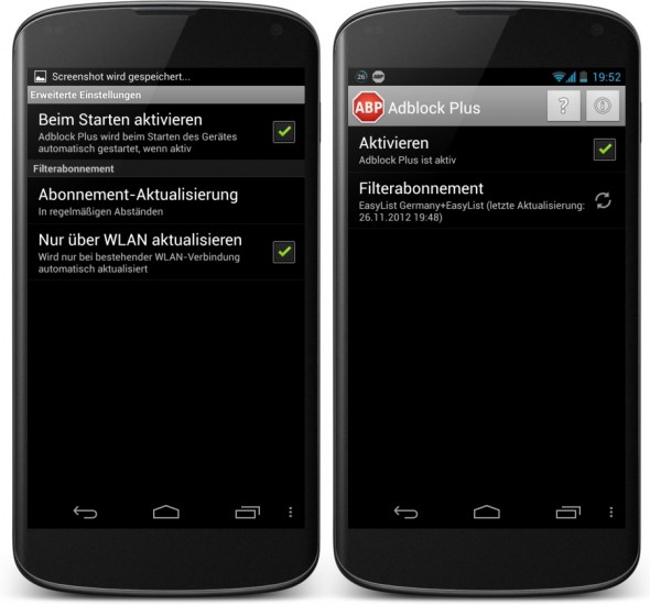 Adblock for android today release on android