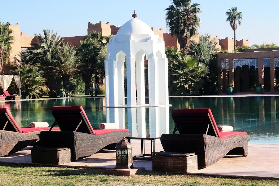 Hotels around the world: Taj Palace Marrakech