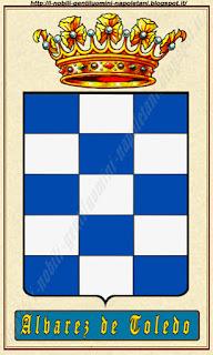 Famiglia Alvarez de Toledo