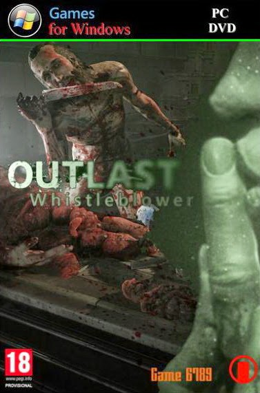 Download Game Outlast Whistleblower Full For PC