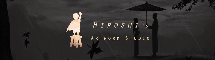 Hiroshi's Artwork Studio