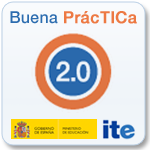 RECONOCIMIENTO DE BUENA PRCTICA 2.0 EN EL ITE MI PROYECTO DE ARTE Y TIC 2011