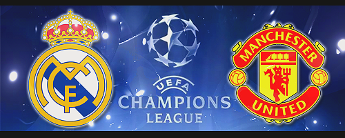 Manchester United vs Real Madrid en Vivo