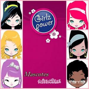 Mascotes do FaithGirlz