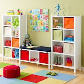Child's Room Organizer