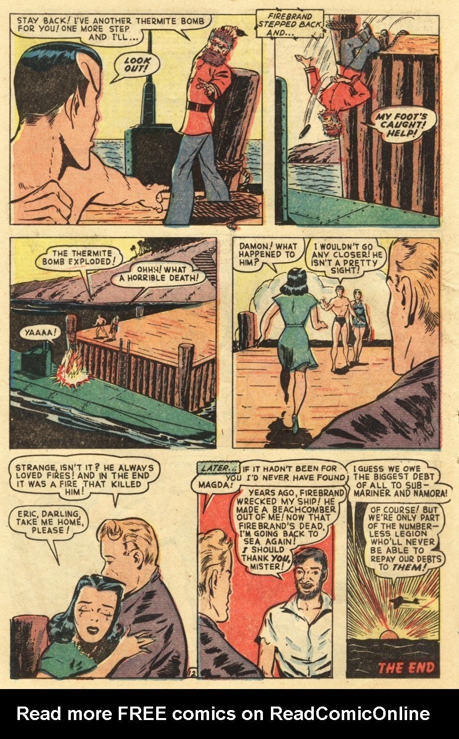 Sub-Mariner Comics #25 #25 - English 14