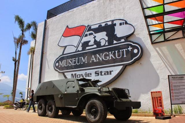 Belajar Sejarah Ala Museum Angkut