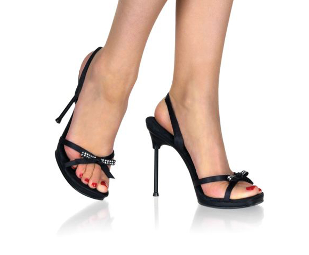 No other footwear is more revered or can elevate a woman's mood like that of the high heel. Whether you need a flirty pair of sandals for a first date, an elegant pair with blue soles for your wedding day, or a pair of power pumps for the board room, high heels are a staple of most women's wardrobe.