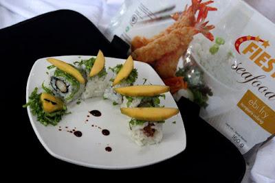 Sea Food; kidung kinanthi