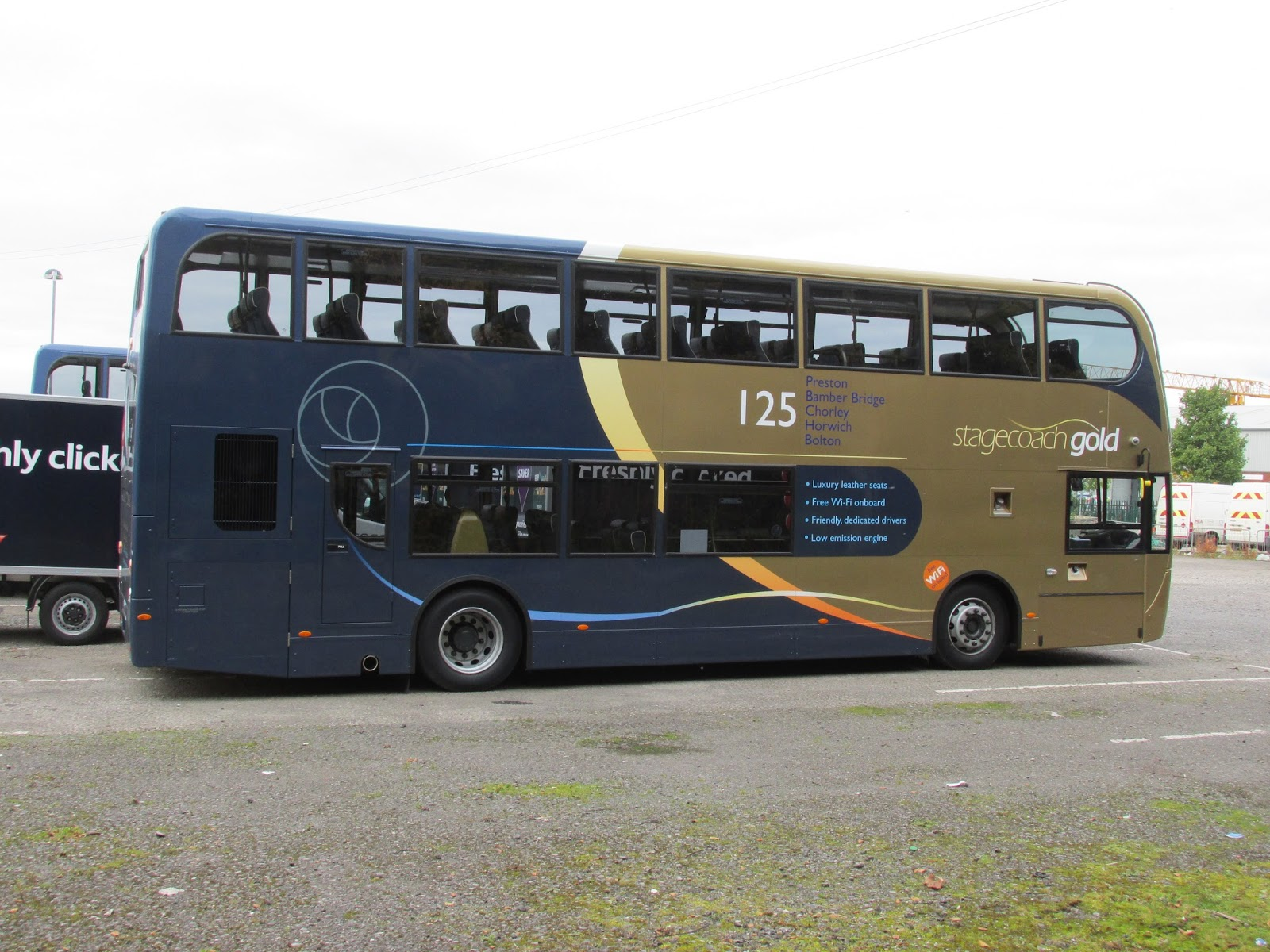 YN65XEV Scania N230UD Alexander Dennis Enviro 400 Stagecoach Merseyside South Lancashire