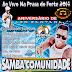 SAMBA COMUNIDADE -NO NIVER DE LÉO SANTANA - AO VIVO EM PRAIA DO FORTE 2014