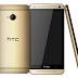 HTC officially announces Gold coloured HTC One