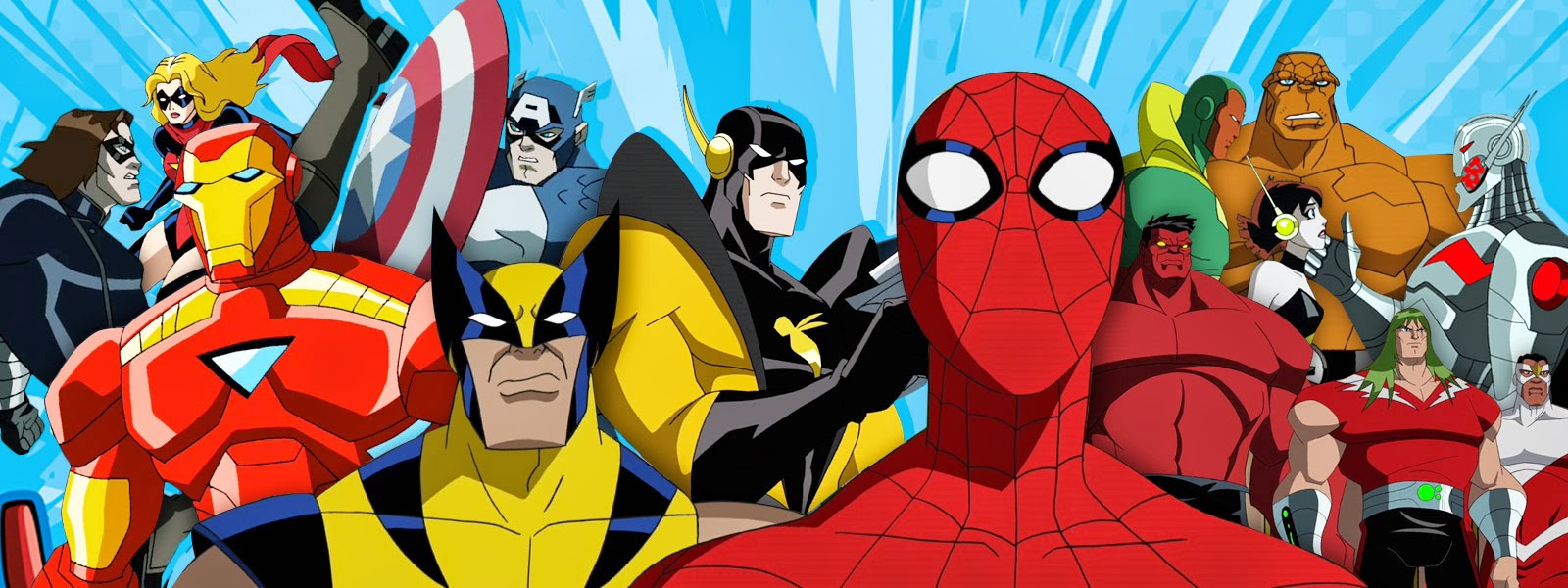 the avengers earth s mightiest heroes   film animation