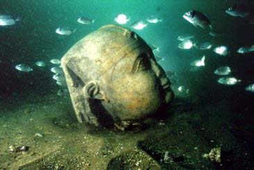 Travel To Egypt Submerged Monuments In Alexandria