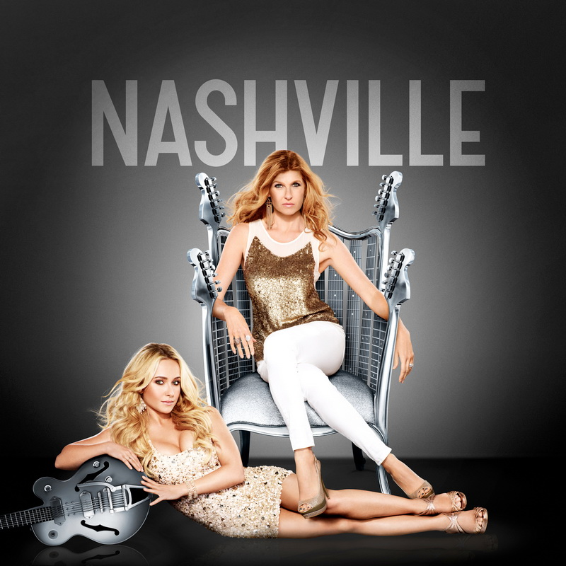 Nashville TV Show Rayna James Juliette Barnes Connie Britton Hayden Panettiere