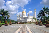 Omar Ali Saifuddin Mosque brunei