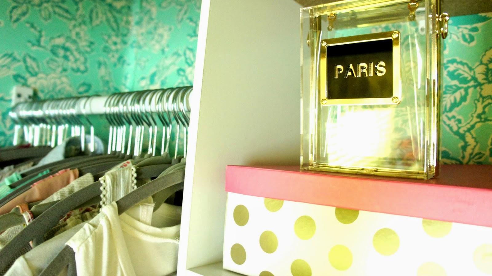 BelindaSelene: Easy DIY Closet Make Over