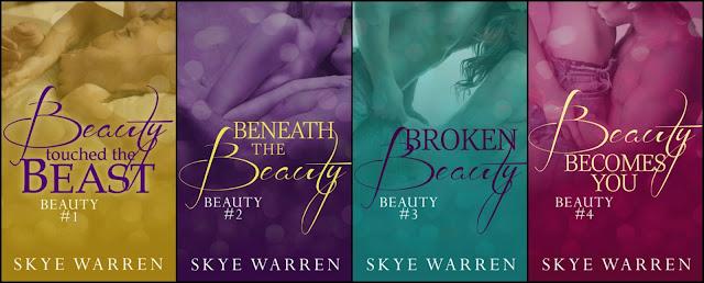 Blog Tour – Promo/Excerpt + Giveaway – The Beauty Serial by Skye Warren