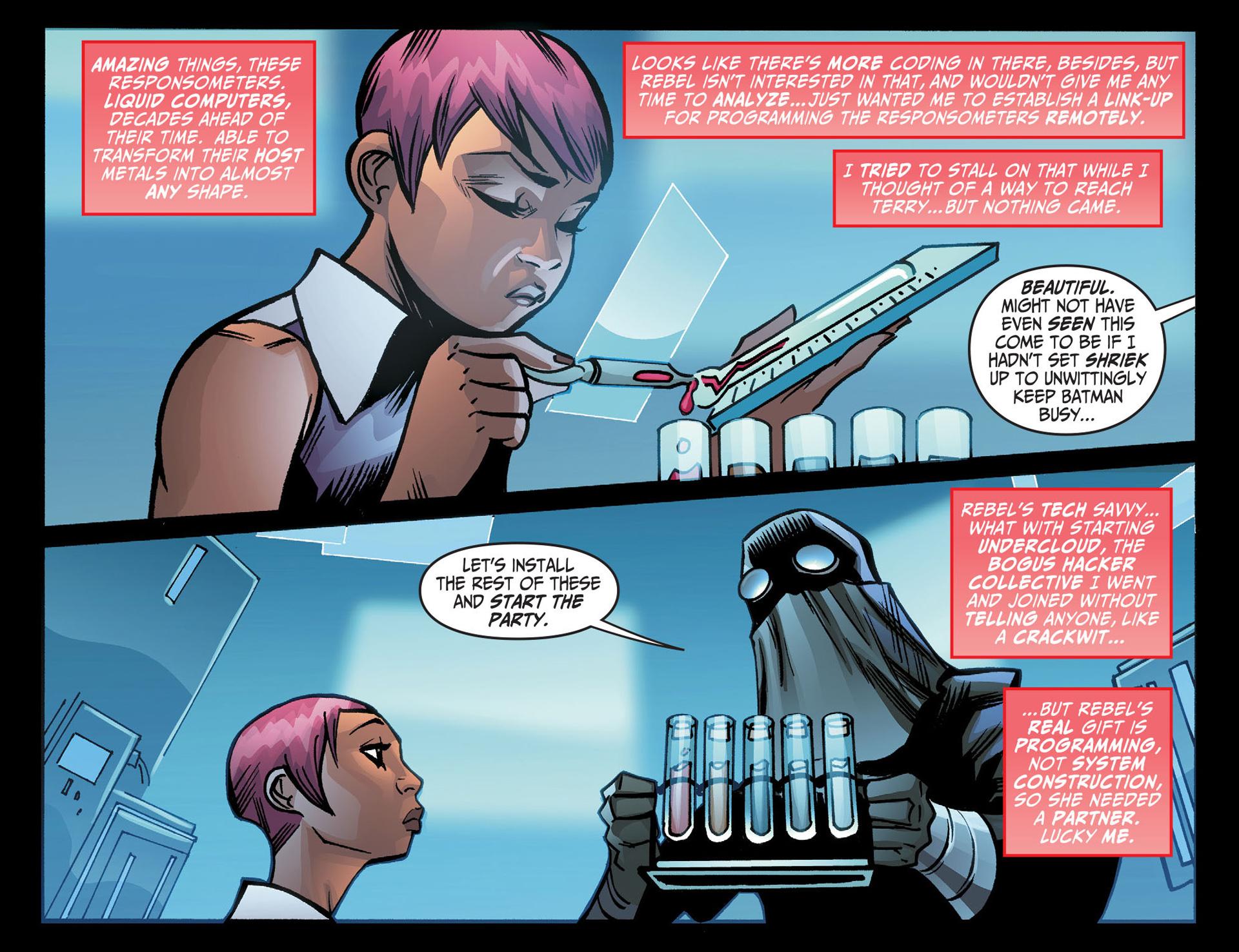 Batman Beyond (2012) Issue #22 #22 - English 8