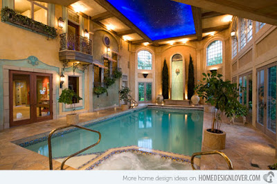 Indoor Pool Designs