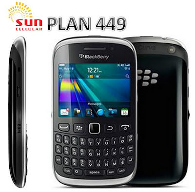Sun postpaid plan 449 get a free blackberry curve 9220 for Sun mobile plan
