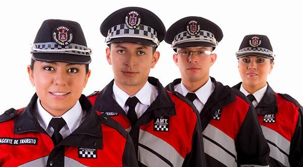 curso aspirantes Agentes Civiles de Transito 2014