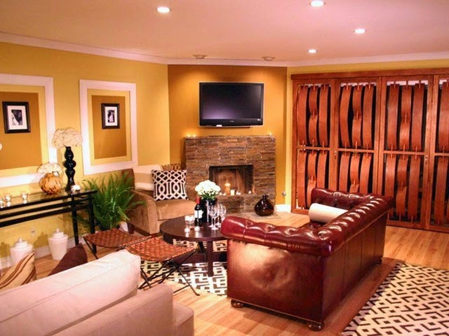 modern living room paint color ideas