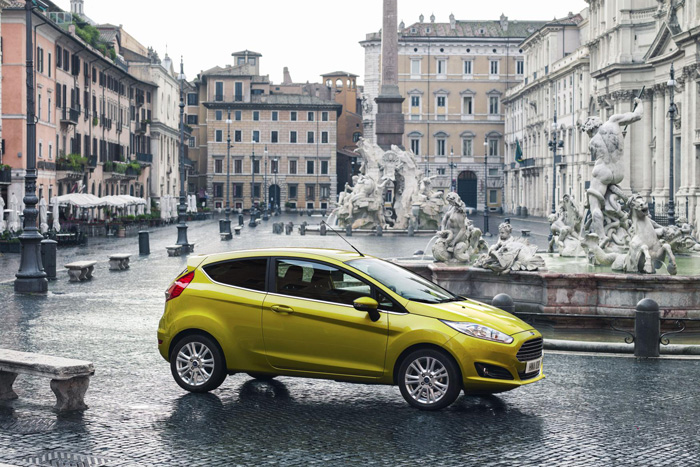 Ford Fiesta 1,0 litros EcoBoost Women's World Car of The Year