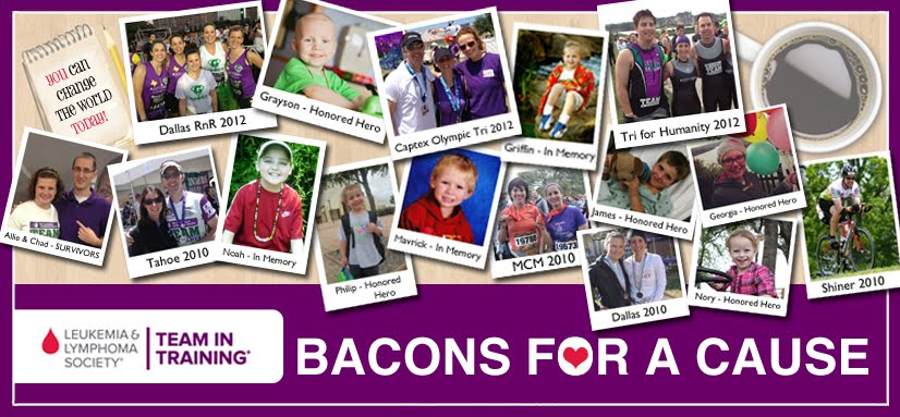 Bacons for a Cause