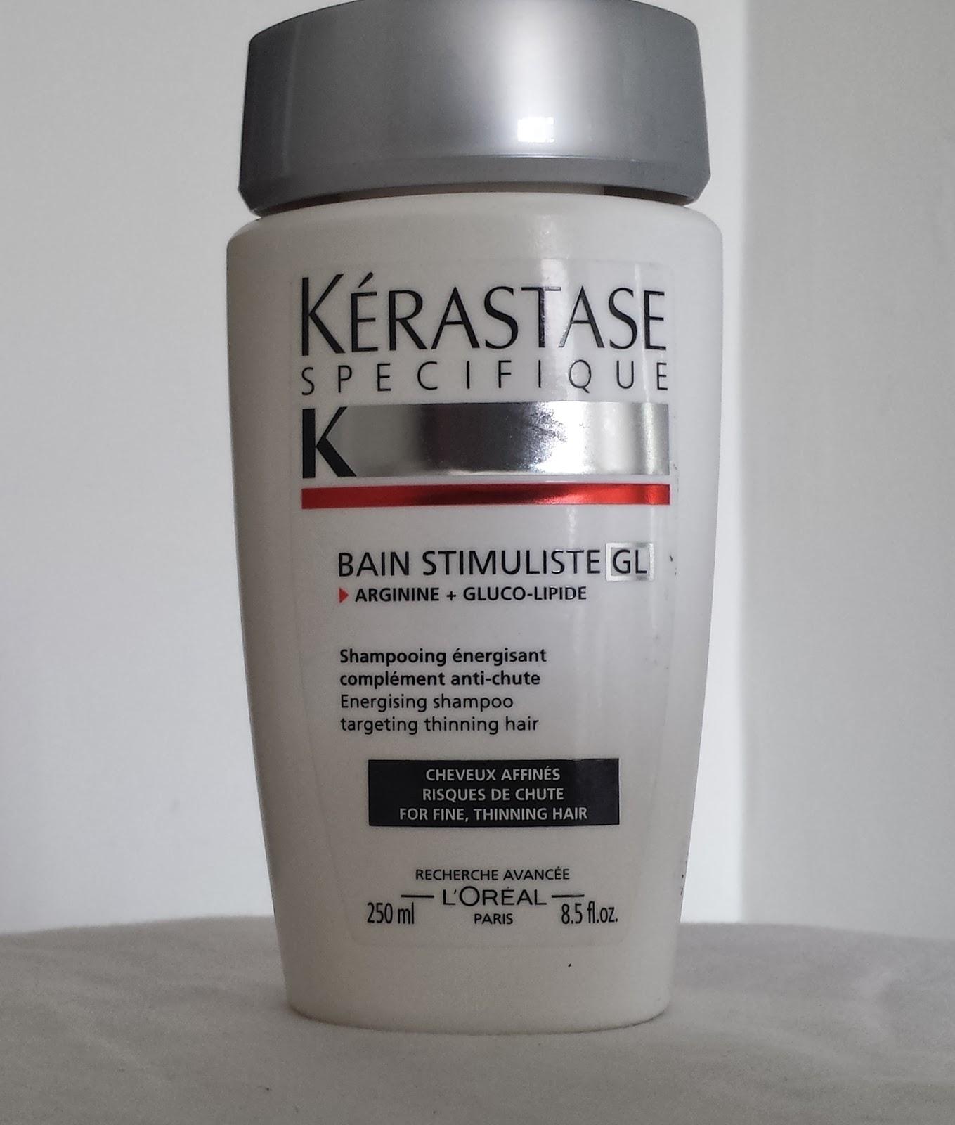 kerastase shampoo para cabelos finos