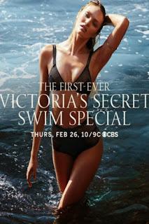 Màn Trình Diễn Nóng Bỏng - The Victorias Secret Swim Special