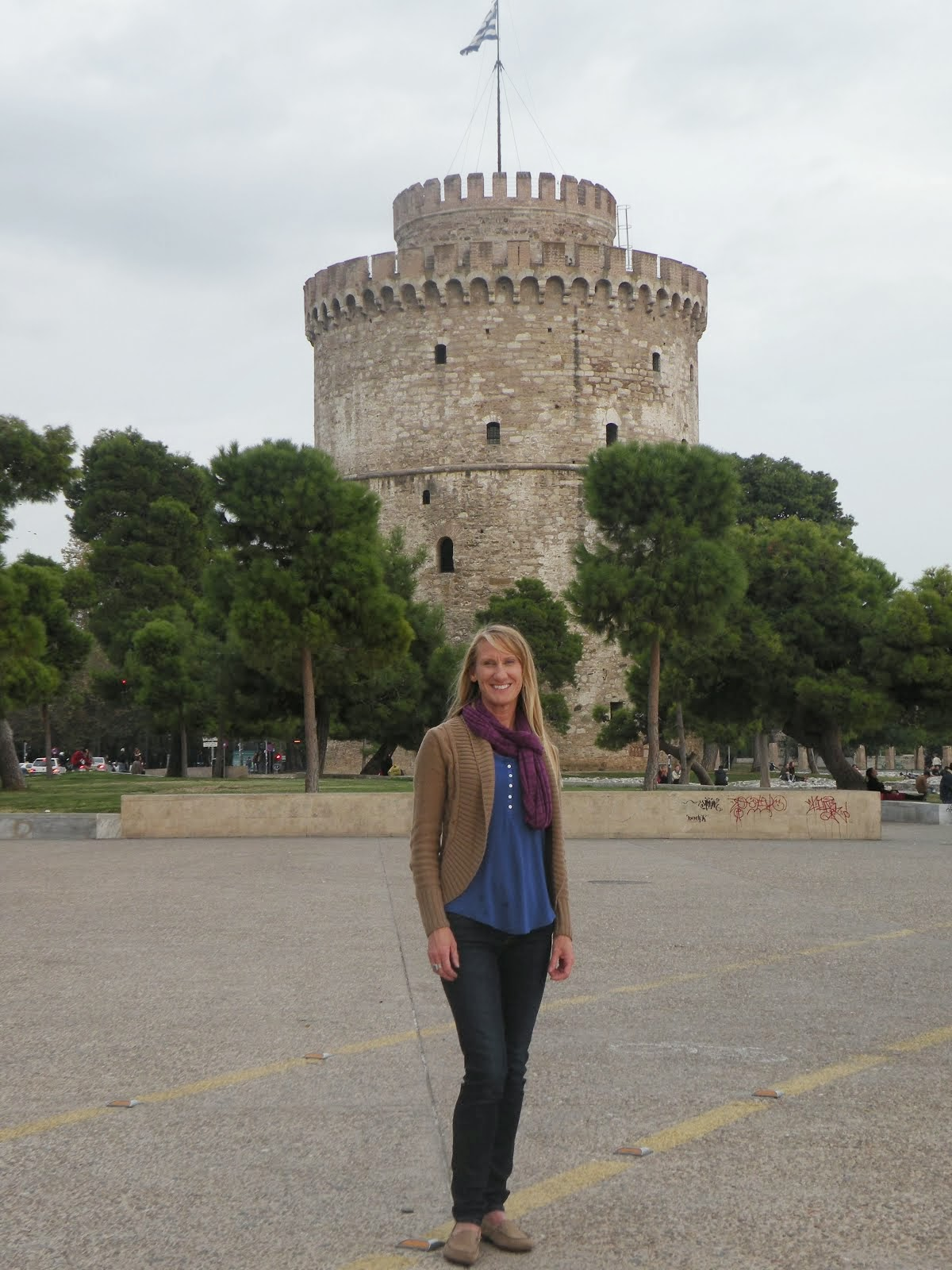 The White Tower - Thessaloniki, Greece