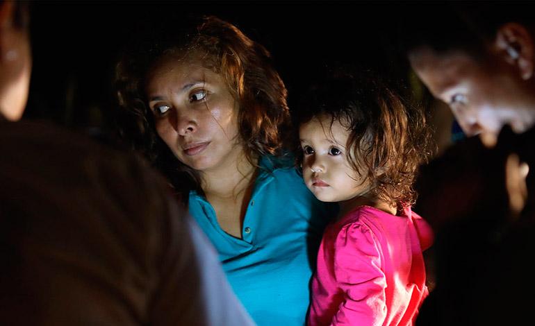 EEUU: TRUMP Y LOS NIÑOS DE LOS REFUGIADOS INMIGRANTES INDOCUMENTADOS
