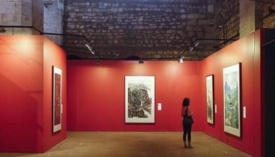 Mürekkebin Ruhu Çağdaş Çin Resim Sergisi