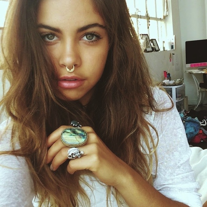 tribal septum rings tendenza estate 2015