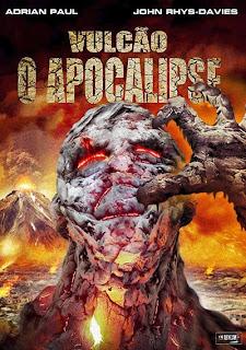 Vulcão: O Apocalipse - BDRip Dual Áudio