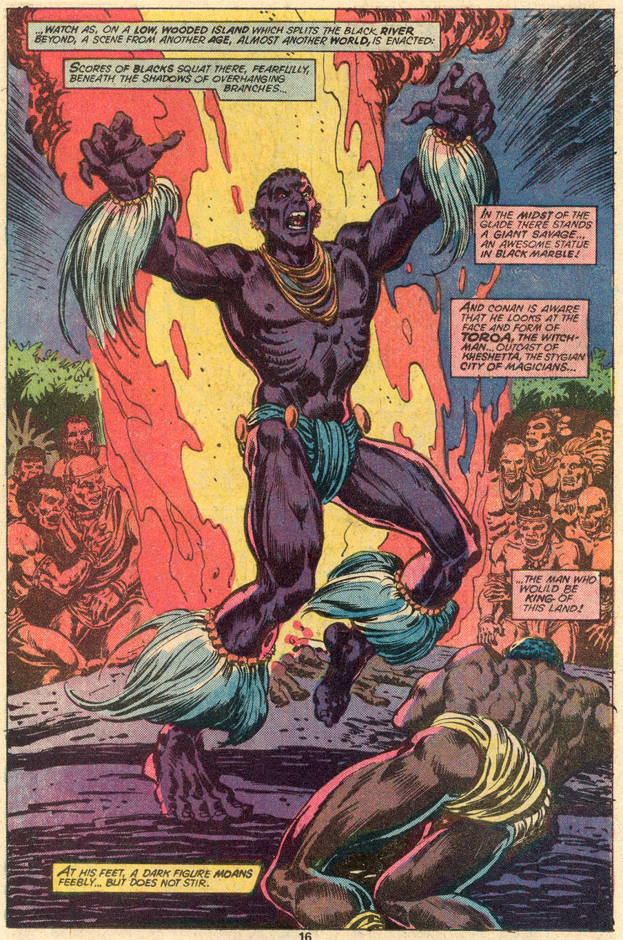 Conan the Barbarian (1970) Issue #83 #95 - English 11