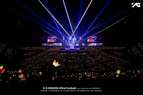 G-Dragon Konser One Of A Kind Di Jepang 04