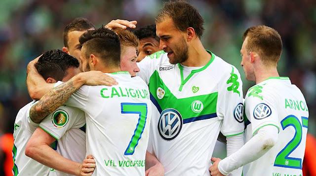 Highlights Borussia Dortmund 1 – 3 Wolfsburg (DFB Pokal)