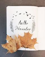 ¡Bienvenido Noviembre!...
