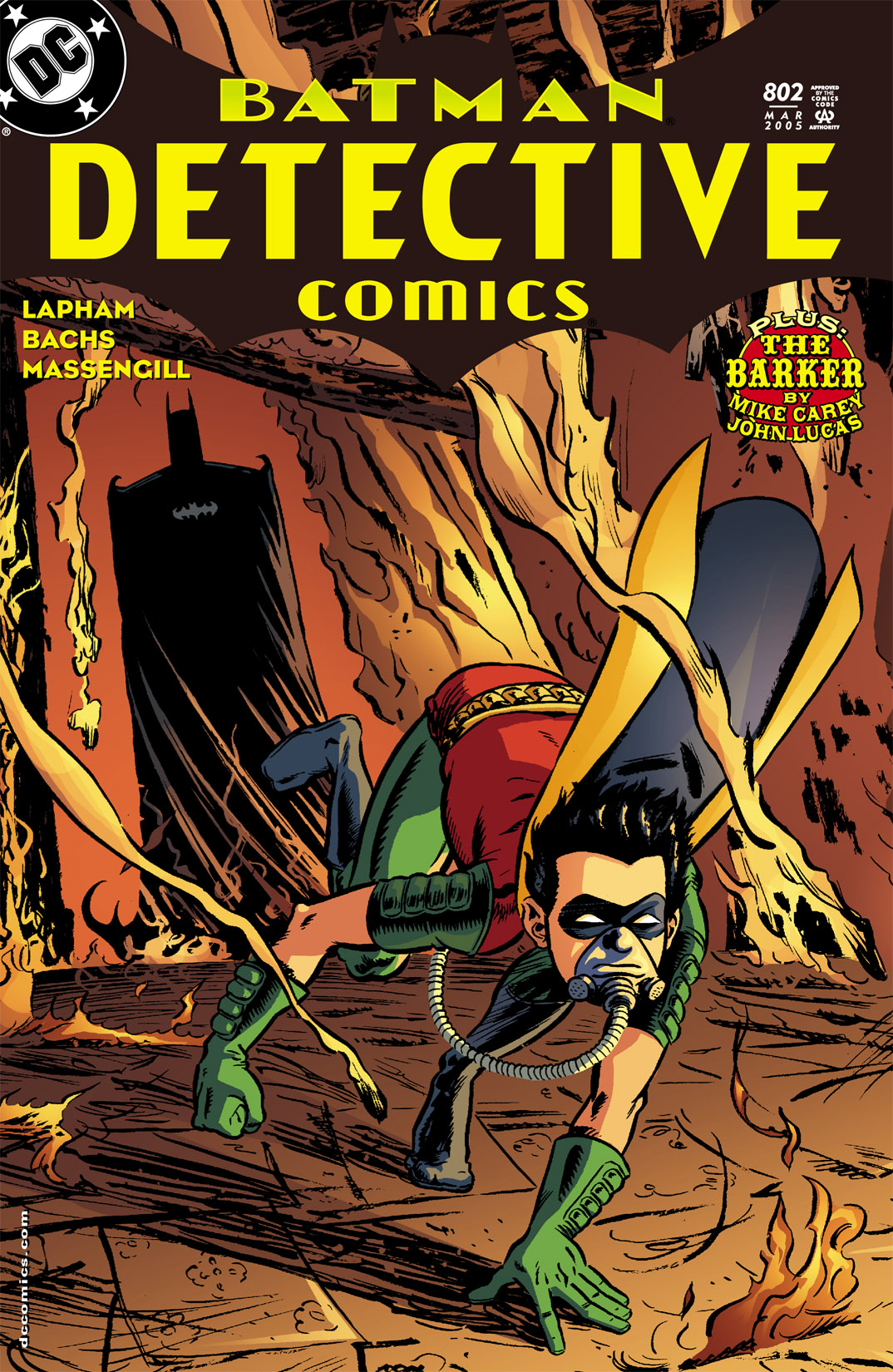 Detective Comics (1937) 802 Page 1