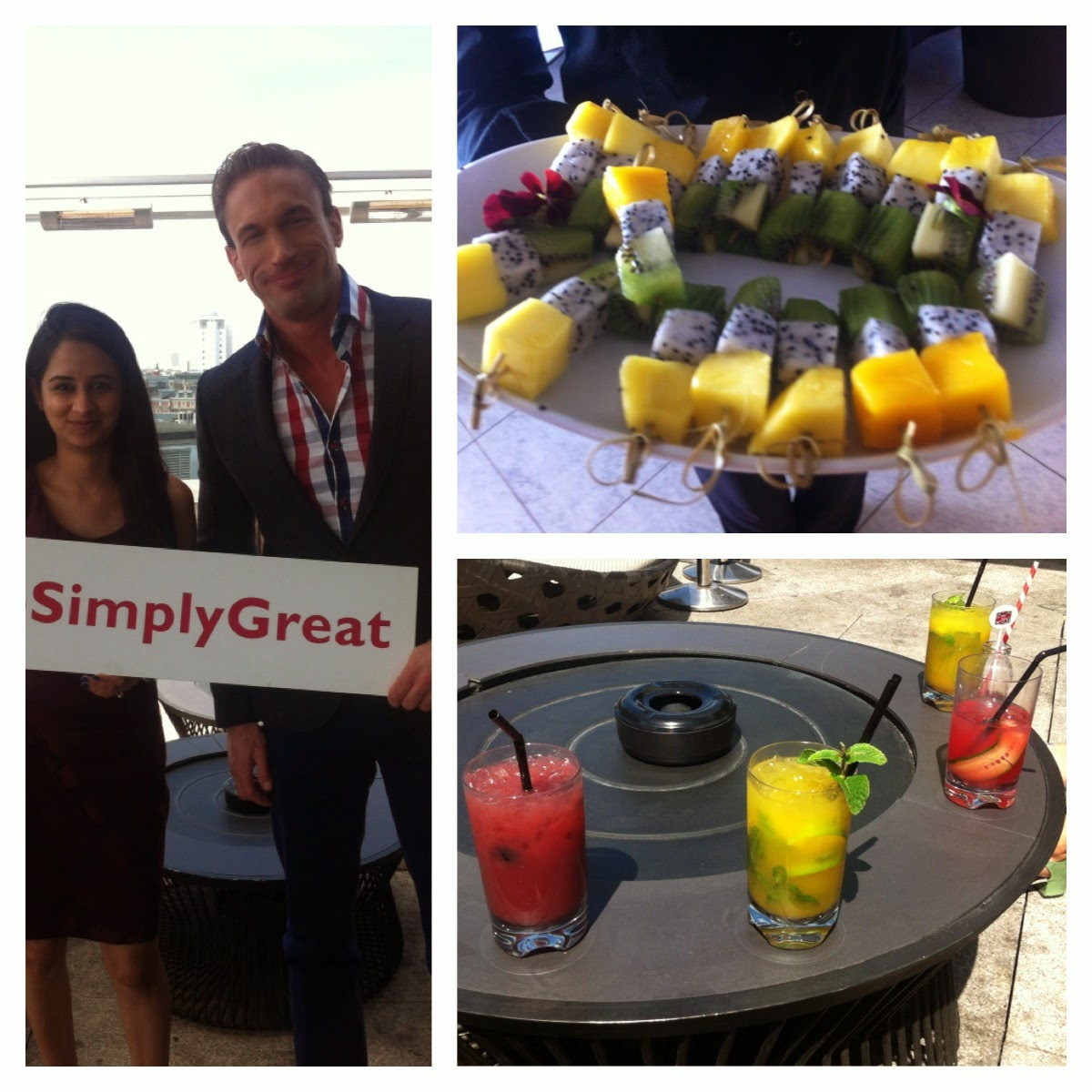 Simply Great Health and Lifestyle Campaign Launch, Dr.Christian Jessen
