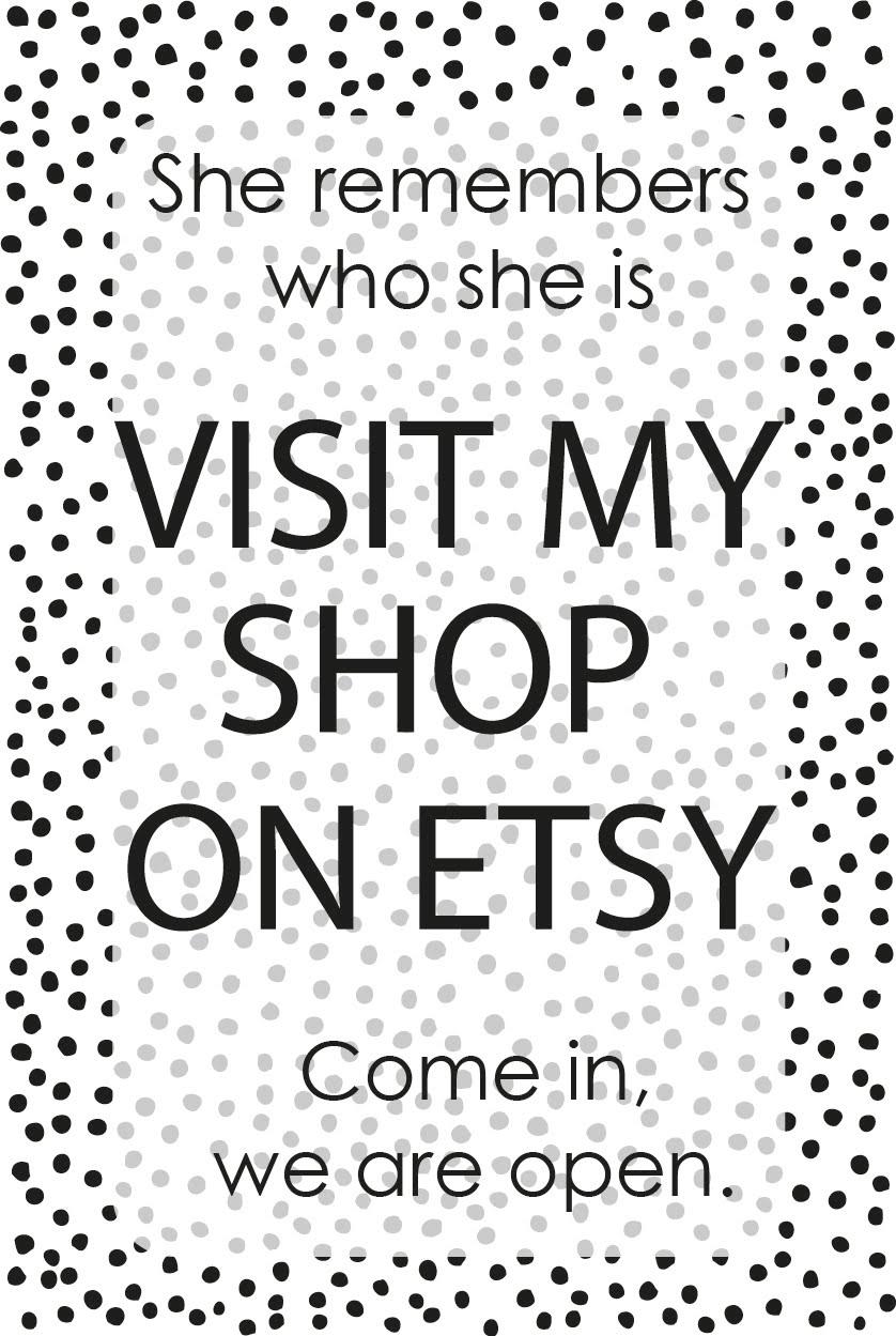 MY ETSY-SHOP
