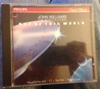 john williams out of this world