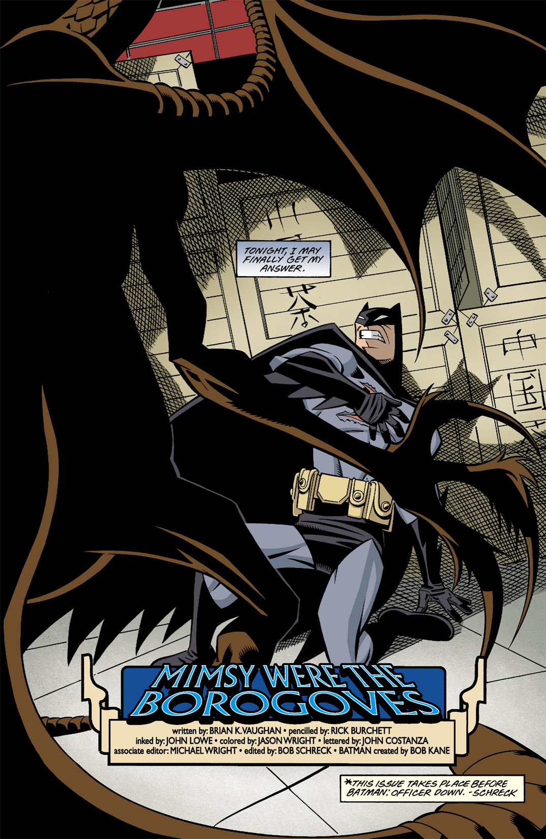 Detective Comics (1937) Issue #787 Page 3