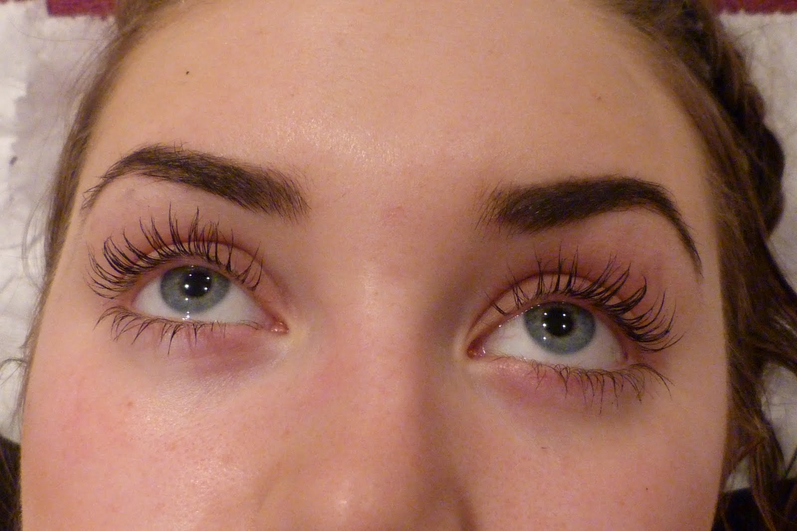 The Beauty Trail Another Before And After Lash Lift And Crybaby