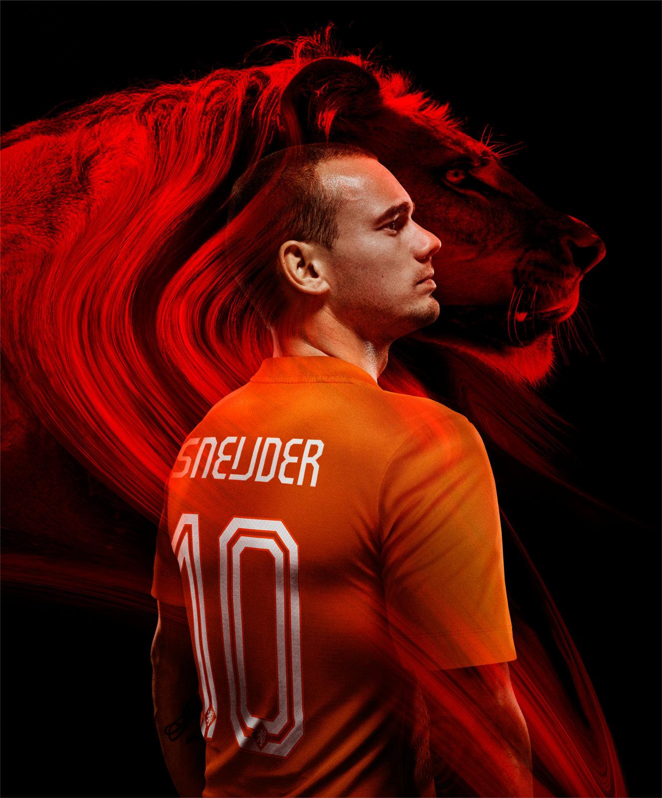Demam bola: Sneijder