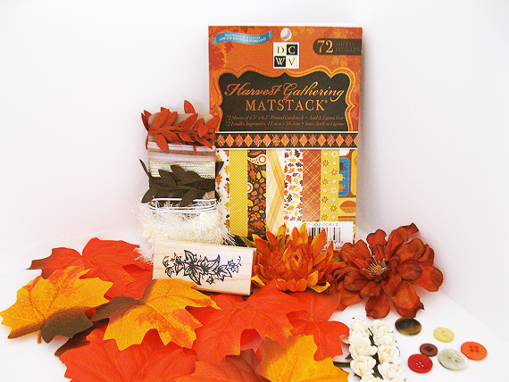 September Giveaway #6: Scrapbooking Kit